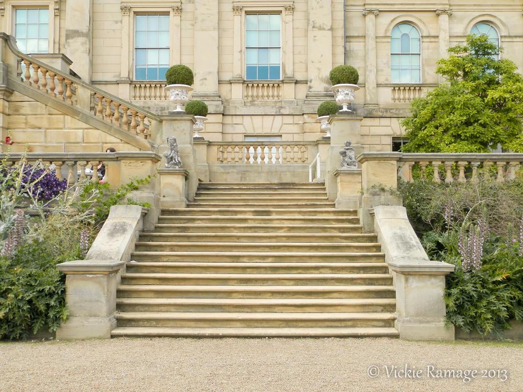 Steps harewood house uk by vickiedesigns on deviantart for Harewood house garden design