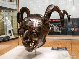 Horned Helmet at Royal Armouries
