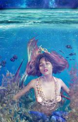 Underwater Manip ft. Jisoo by GrandQueenHana