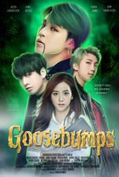 Goosebumps ft. Jisoo, Jungkook, Jimin, RM by GrandQueenHana