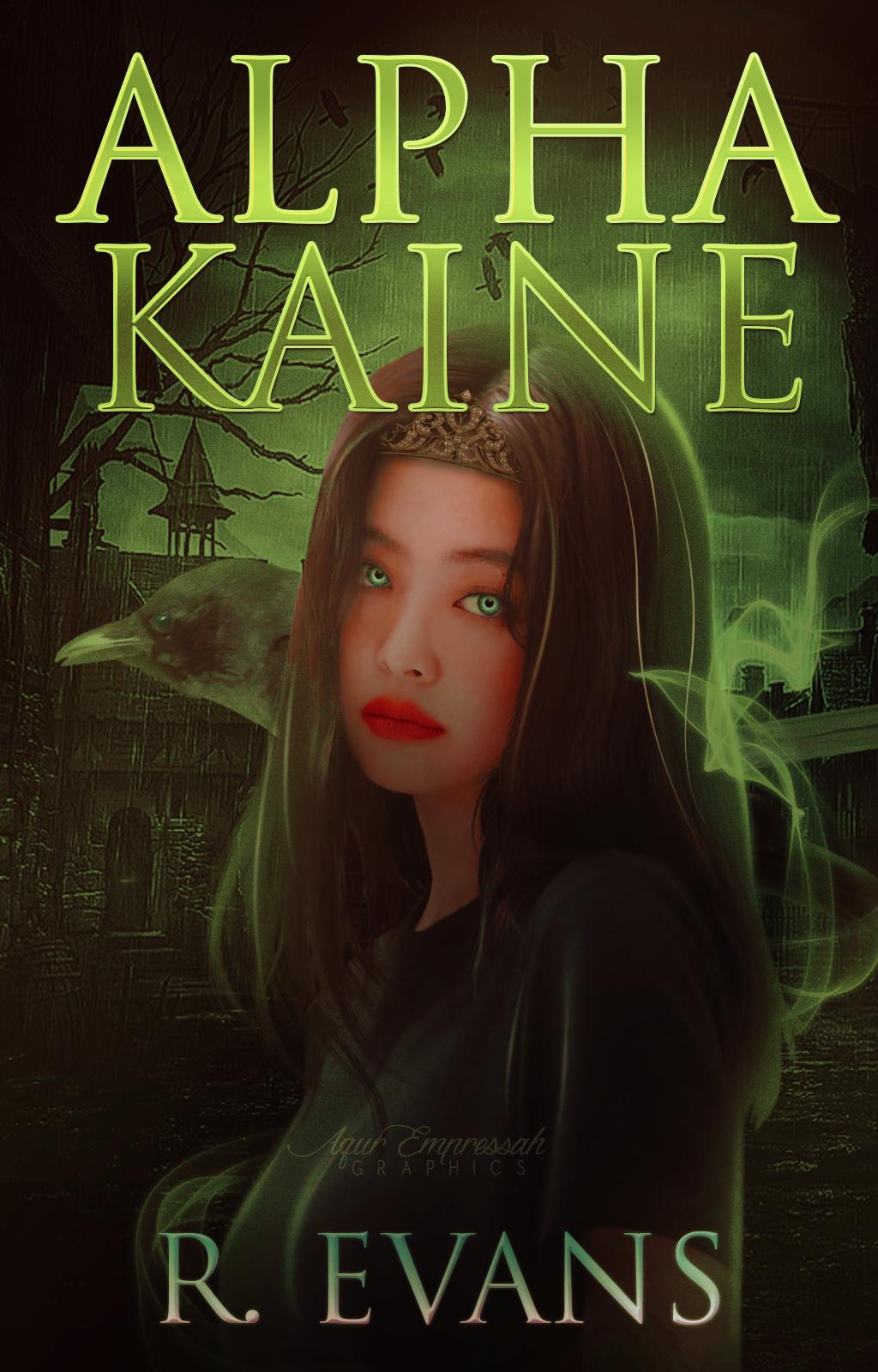 Alpha Kaine | Cover