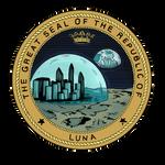 Lunar Republic Seal