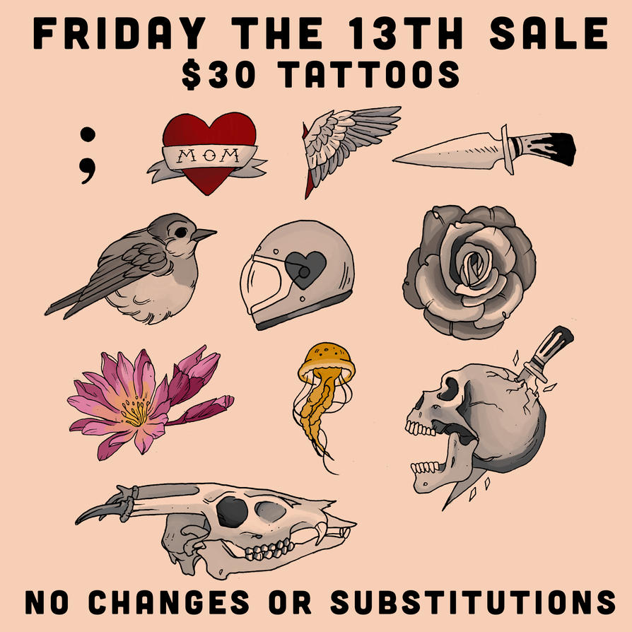 Image Result For Friday The Th Tattoos