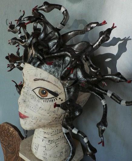Medusa by faerywhere