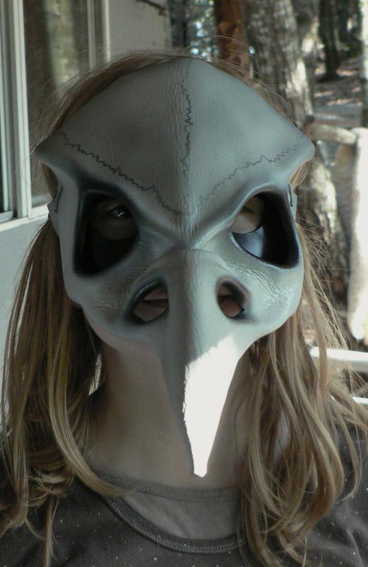 Bird Skull mask by Artist-Moo | Plague Doctor | Pinterest | Skull ...