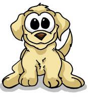 puppy say hi by dumdumjk