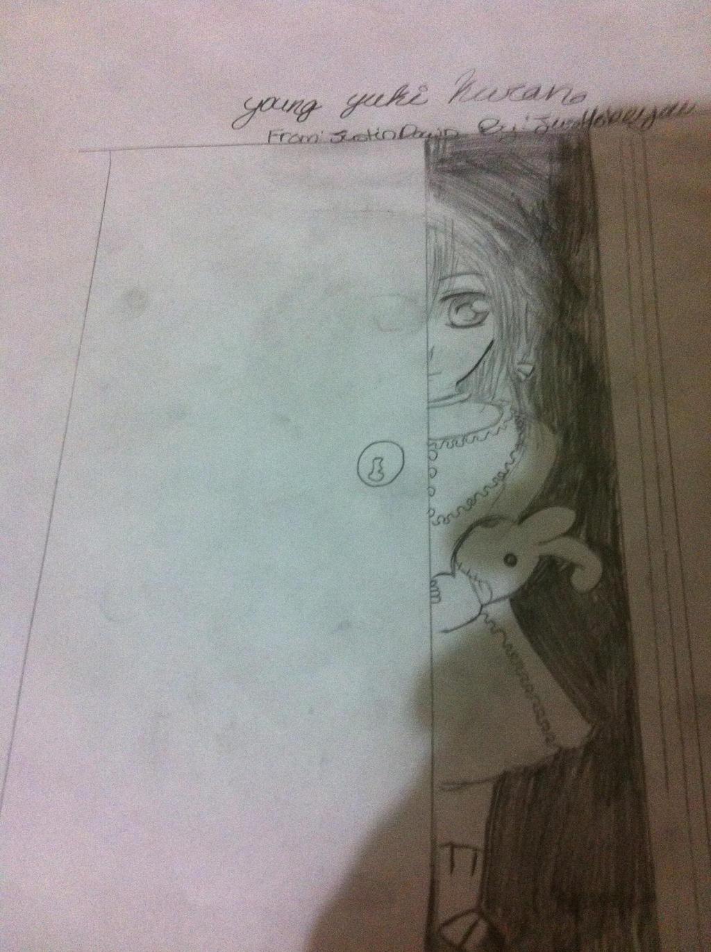 Little yuki by justtobeyou