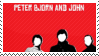 peter bjorn and john stamp by hotchocolatebears