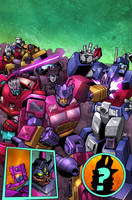 Botcon 2010 Comic Cover by Teyowisonte