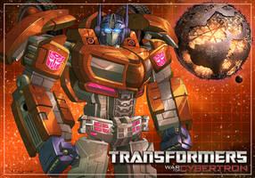 WFC Optimus Prime by Teyowisonte
