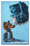 Optimus Prime Profile