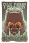 Megatron Botcon 2013 Pinup