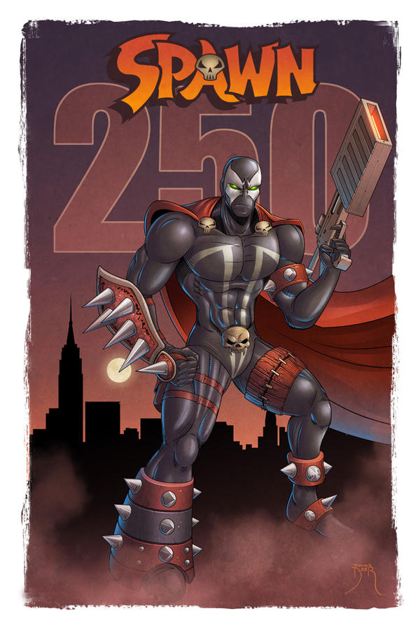 Spawn #250 Contest Submission 1 by Teyowisonte