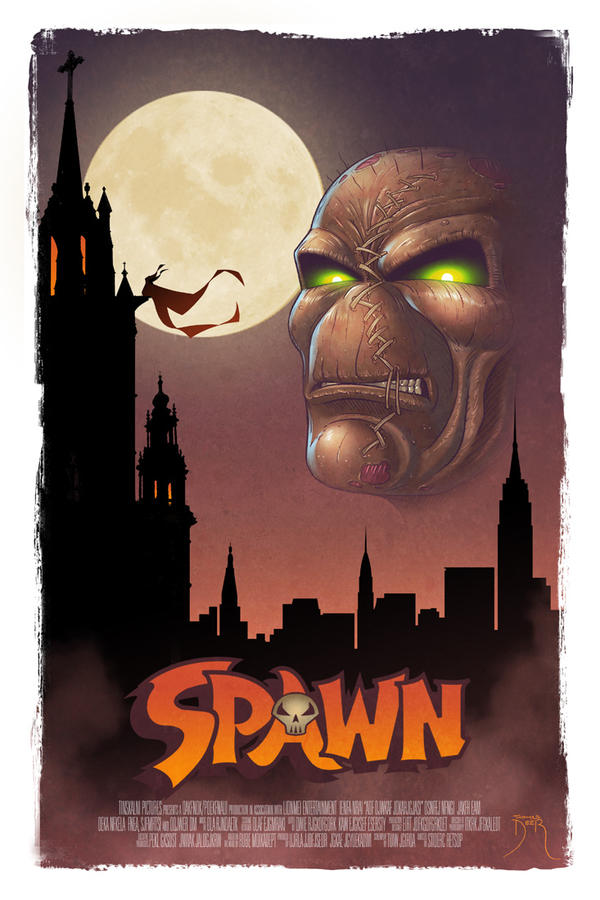 Spawn #250 Contest Submission by Teyowisonte