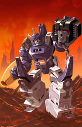Galvatron by Teyowisonte