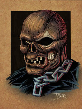 Jason - Friday the 13th Part 7 No mask