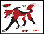 Ryon character ref