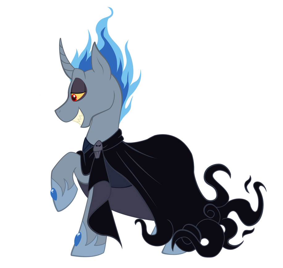 Hades Pony 2 By Icelion87 On DeviantArt