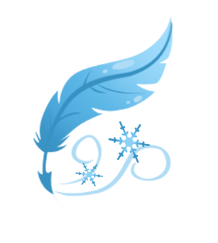 Echo's New Creations  Ice_wing_cutie_mark_by_icelion87-d6qdnwy