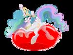 Celestia Balloon by icelion87