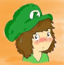 Luigi Angus by cometpunk