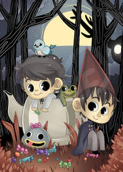 OtGW miniprint by BluevanDeurs
