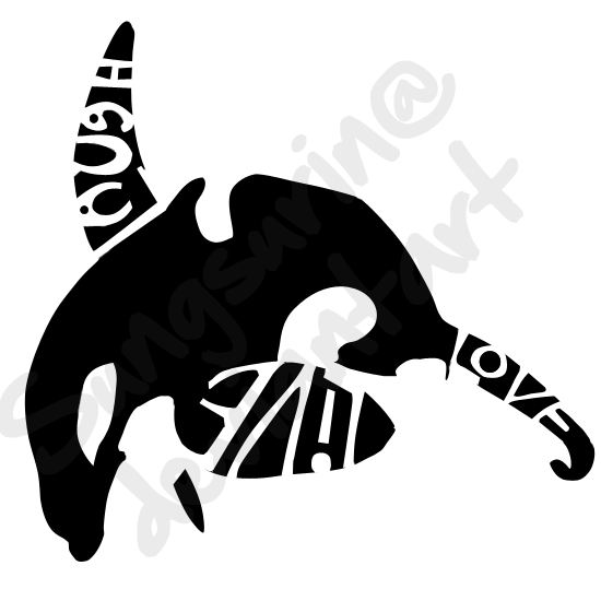 Orca Tattoo -draft- by *SungSurin on deviantART