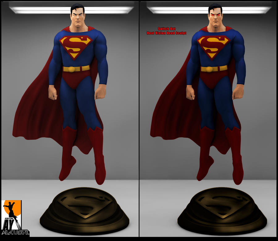 Superman: The Animated Series – Legacy, Parts 1 & 2 ...   Superman Legacy