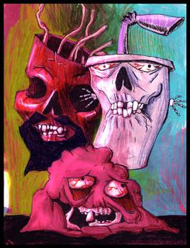 aqua teen zombie force