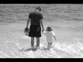 Father and Daughter by hlocko