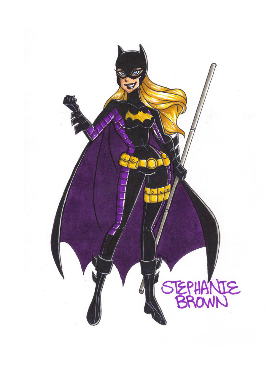 Stephanie Brown 2 by sunflowermints