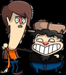 GameGrumps - Cheesy joke.