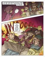 The Fall of King Chronos by JohnSu