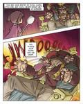 The Fall of King Chronos