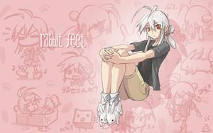 rabbit feet by JohnSu