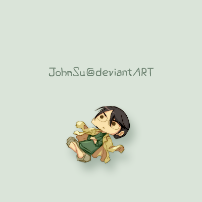 JohnSu at deviantART by JohnSu