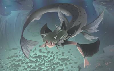 Undermarine by JohnSu