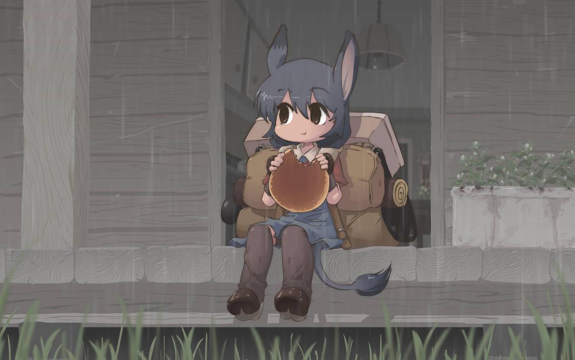 Donkey Kid by JohnSu