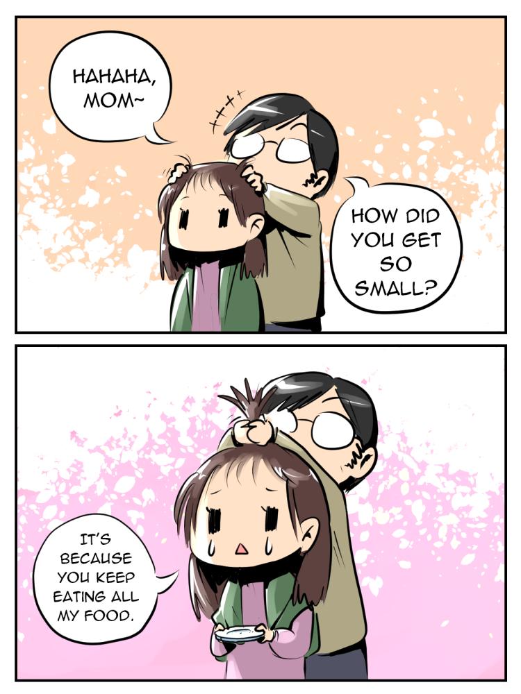Mother's Sacrifice by JohnSu