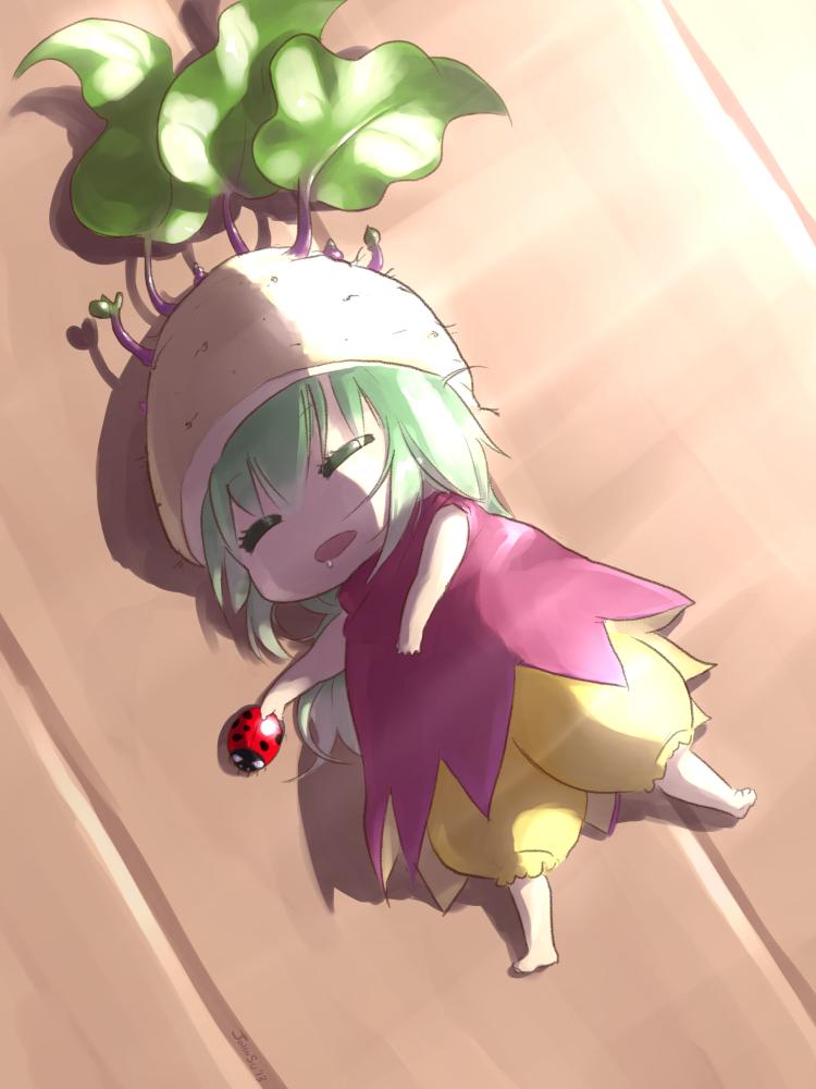 Potato-chan by JohnSu
