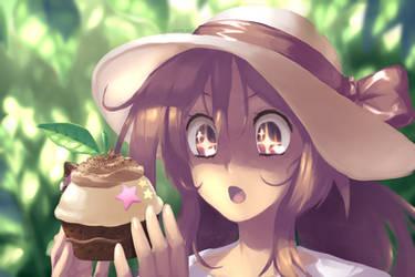 Fresh Cupcake by JohnSu