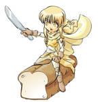 Butter Knight