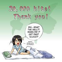 20,000 Hits by JohnSu
