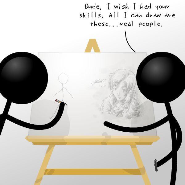 stick people drawing by johnsu on deviantart