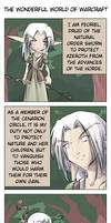 Wonderful World of Warcraft by JohnSu