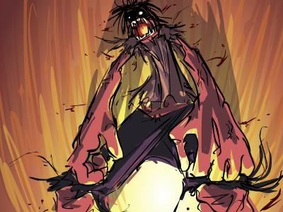 Rage by JohnSu