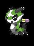 Unti Fakemon #15- Scoraub