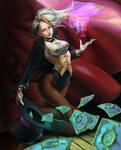 Magician Jaina