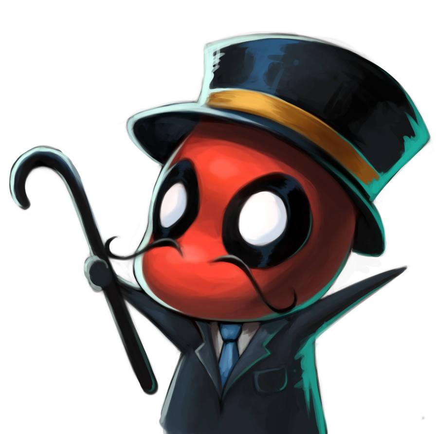 Gentleman Deadpool by Danell9 on DeviantArt