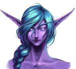 Night Elf Girl 2